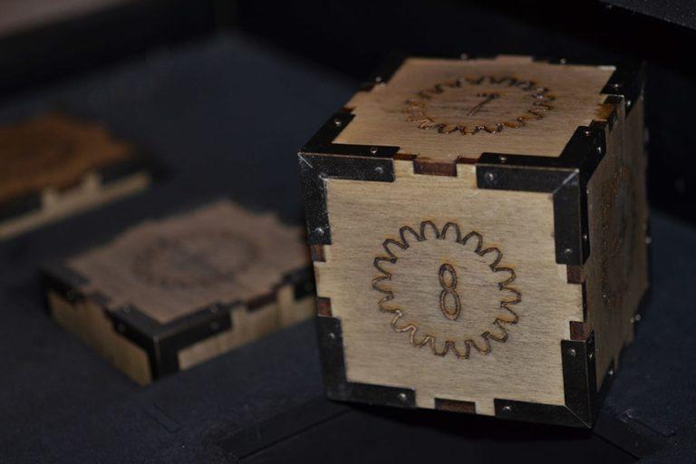 cube de coffres huit